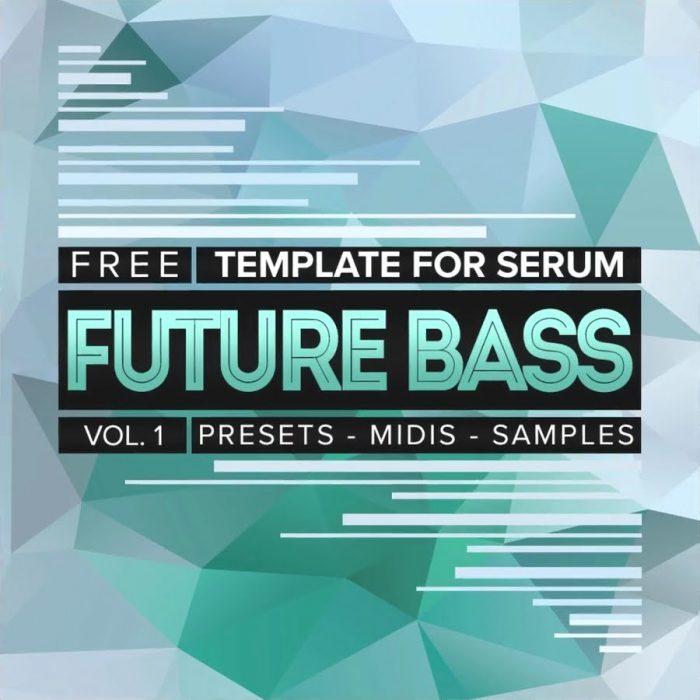 Derrek Free Future Bass Template for Serum