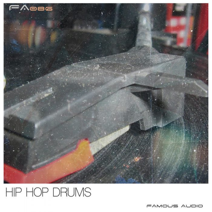 Famous Audio Hip Hop Drums