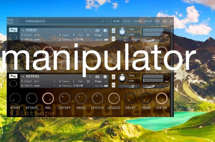 Flintpope Manipulator