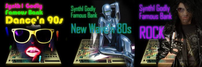 Godly Synth1 Famous Banks
