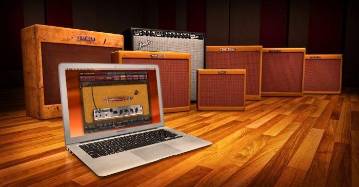 IK Multimedia Fender Collection 2 for AmpliTube