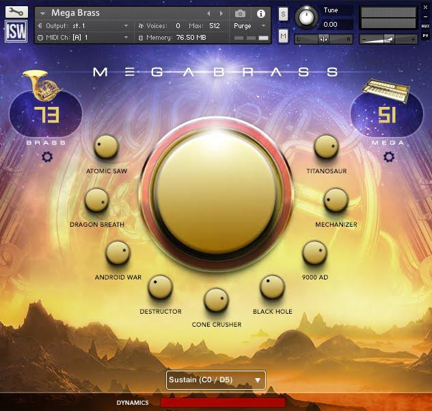 Impact Soundworks Mega Brass