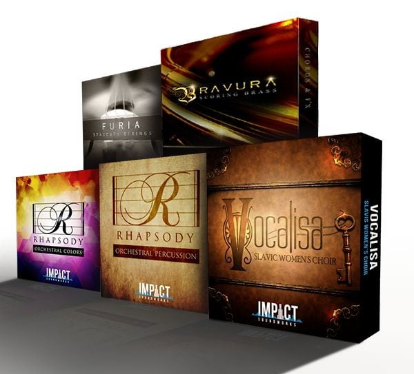 Impact Soundworks Orchestral Bundle