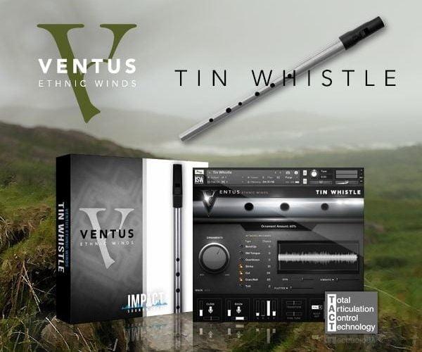 Impact Soundworks Tin Whistle