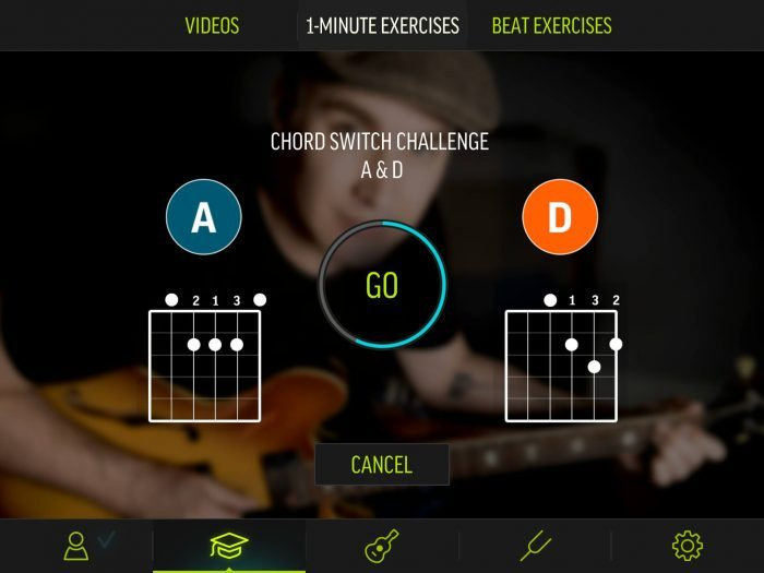 Justin Guitar Beginner Song Course changes