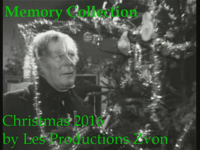 Les Productions Zvon Memory Collection Christmas 2016