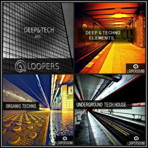 Loopersound Techno Bundle