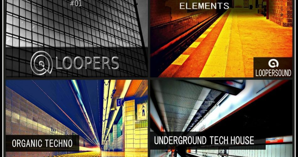 Loopersound Techno Bundle