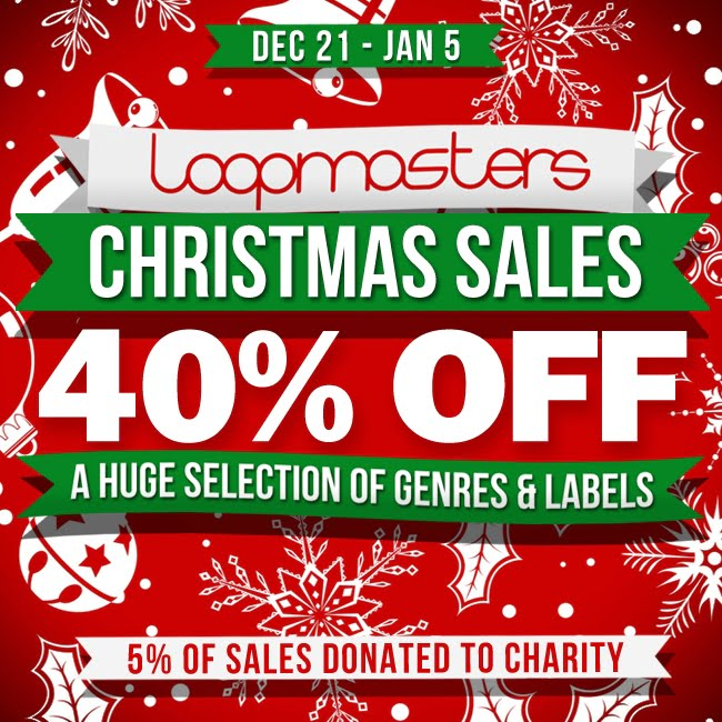 Loopmasters Christmas Sale