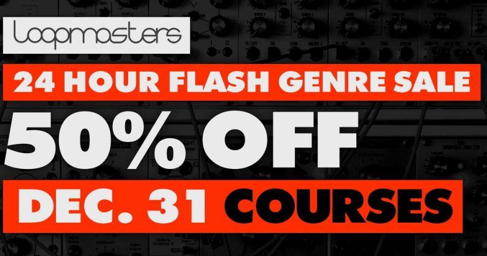 Loopmasters Courses flash sale