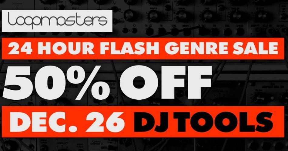 Loopmasters DJ Tools sale