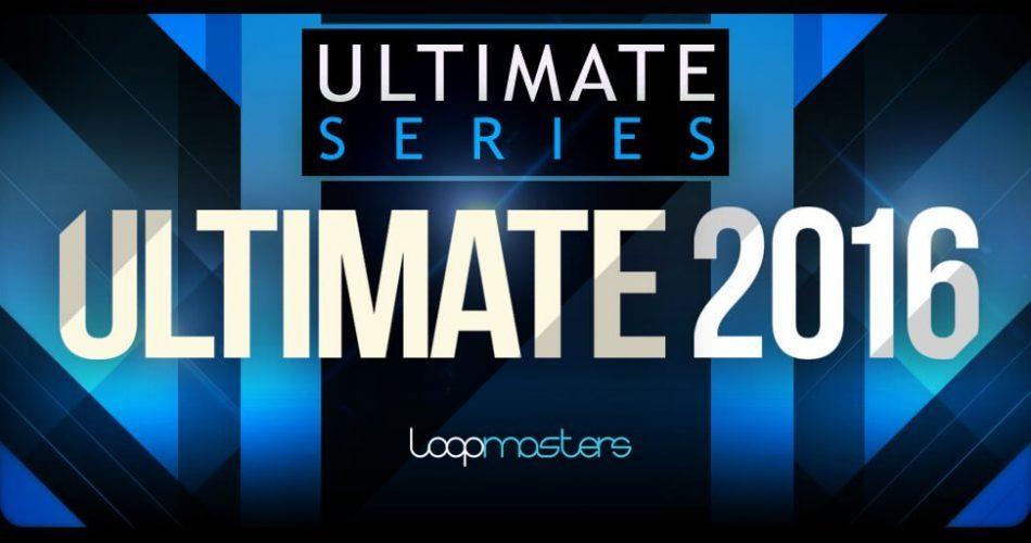 Loopmasters Ultimate 2016