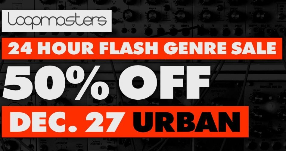 Loopmasters Urban Sale