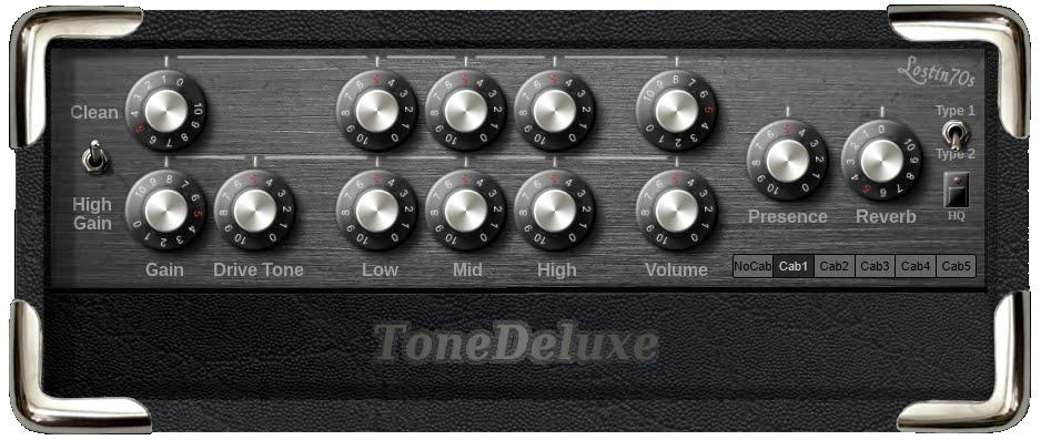 Lostin70's ToneDeluxe