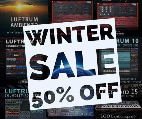 Luftrum Winter Sale