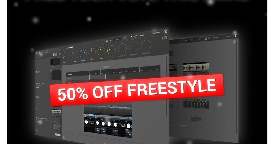 New Sonic Arts Freestyle sale
