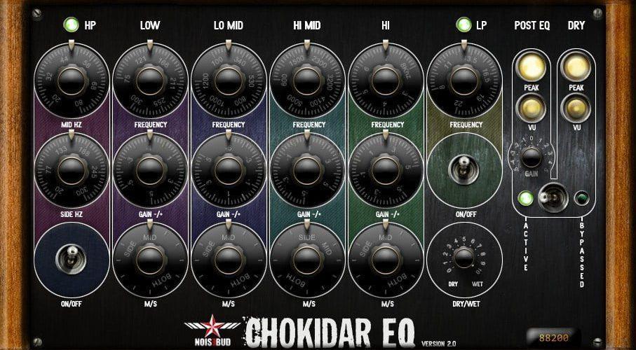 Noisebud Chokidar 2