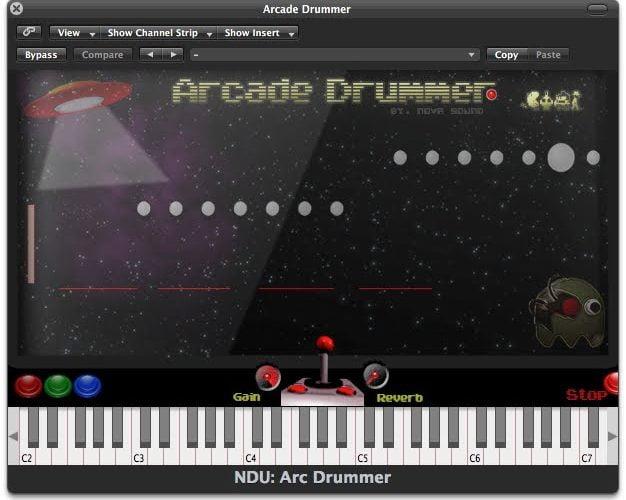 Nova Sound Arcade Drummer