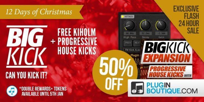 PIB BigKick Christmas Sale