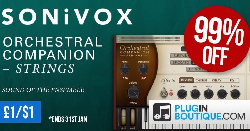 PIB Sonivox Orchestral Companion Strings