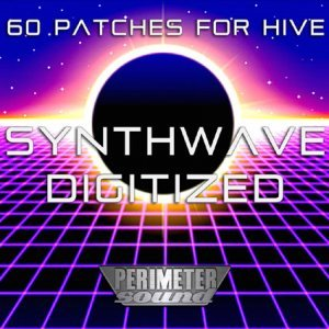 Perimeter Sound Hive Synthwave Digitized
