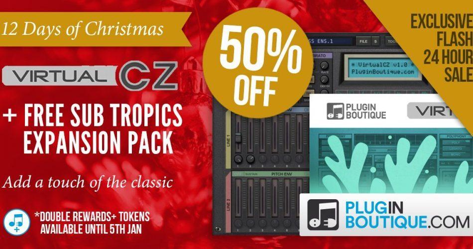 Plugin Boutique VirtualCZ sale