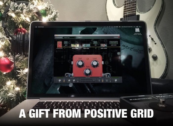 Positive Grid BIAS Pedal free