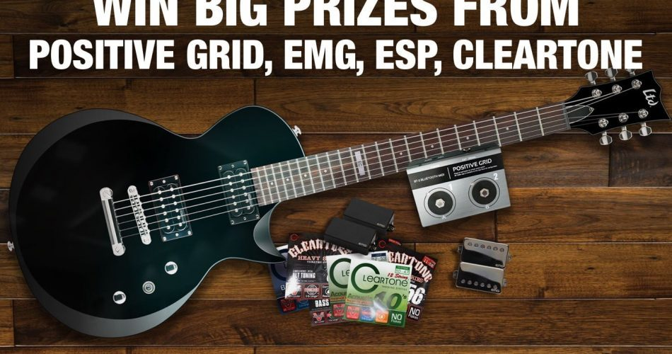 Positive Grid Holiday Contest