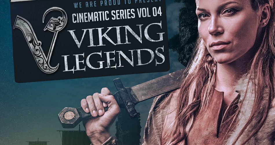Producer Loops Cinematic Series Vol 4 Viking Legends