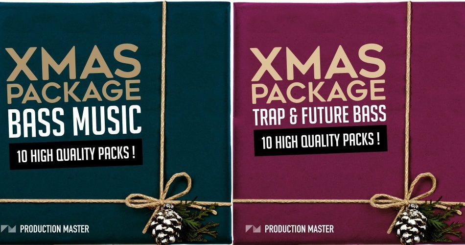 Producer Master Xmas Packages