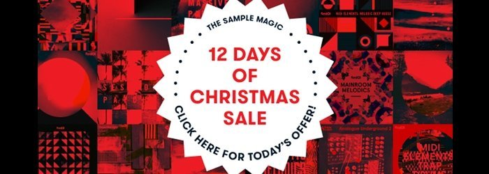 Sample Magic 12 Days of Christmas