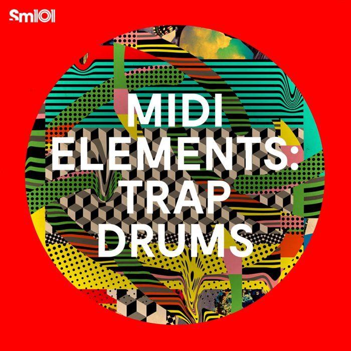 Sample Magic MIDI Elements Trap Drums