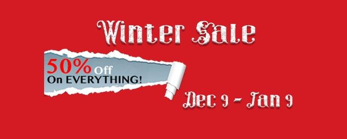 SampleTekk Winter Sale