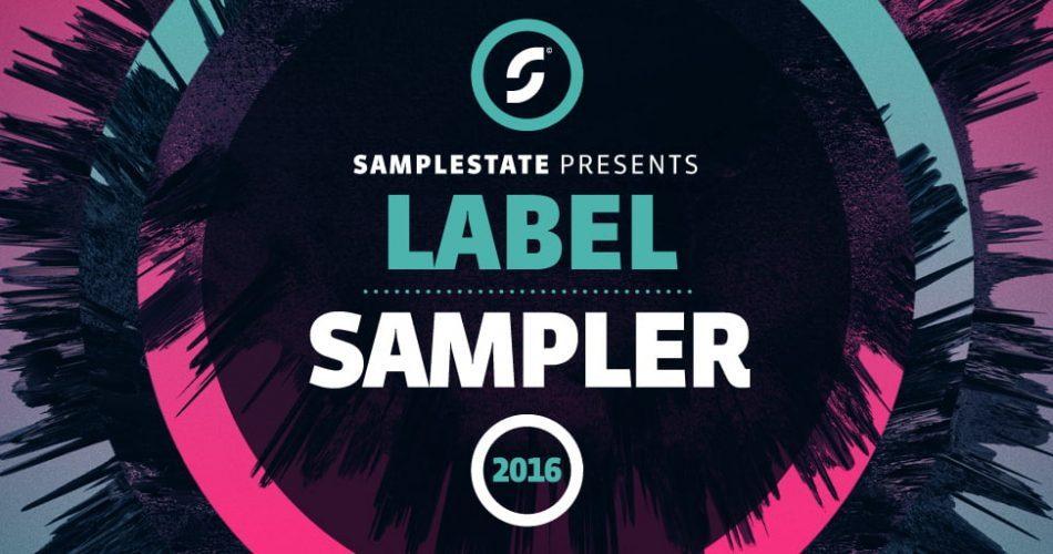 Samplestate Label Sampler 2016