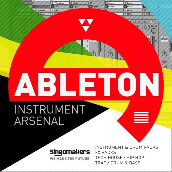 Singomakers Ableton Instrument Arsenal