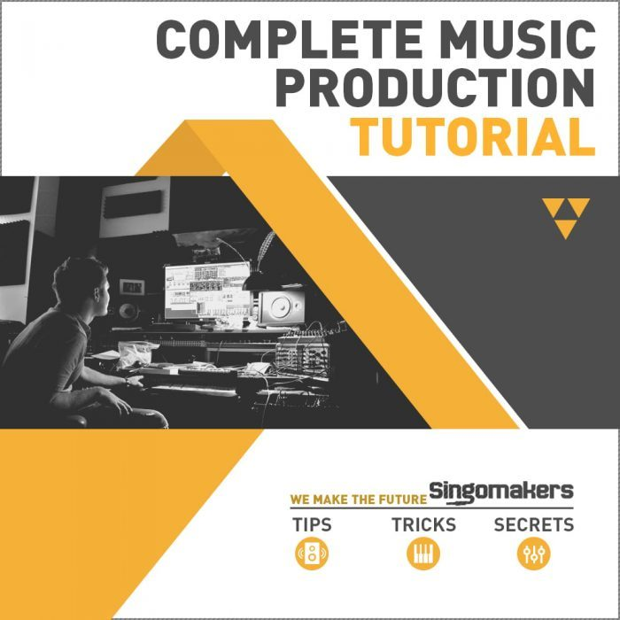 Singomakers Complete Music Production Tutorial