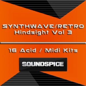 SoundSpice Synthwave Hindsight Vol 3