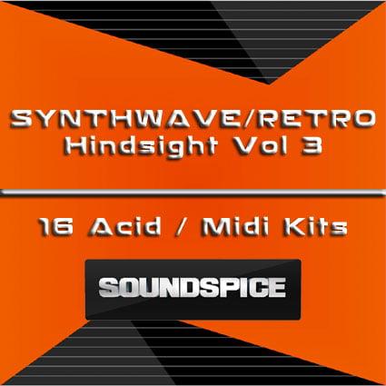SoundSpice Synthwave Hindsight Vol 3
