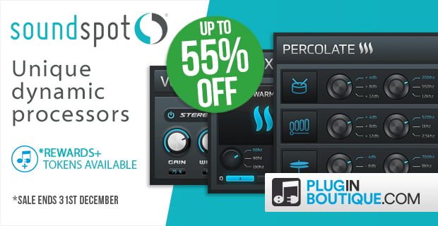 SoundSpot sale