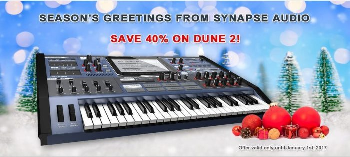 Synapse Audio DUNE 2 sale