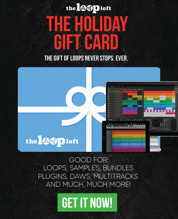 The Loop Loft Gift Cards now available from $25 USD