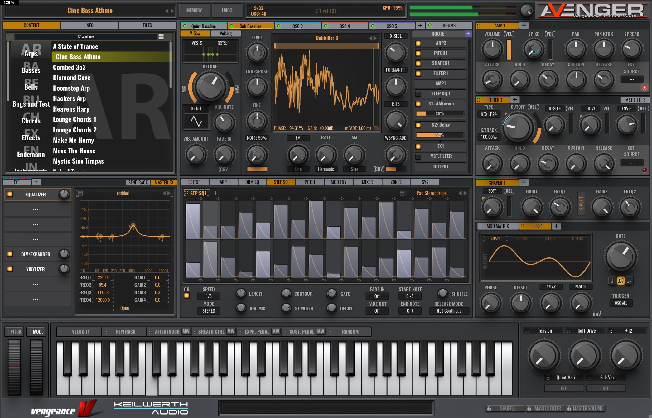 VST 4 FREE - Synthesizers Plug-ins