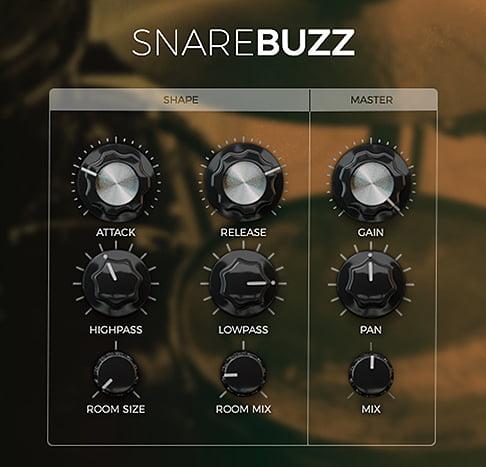 Wavesfactory SnareBuzz