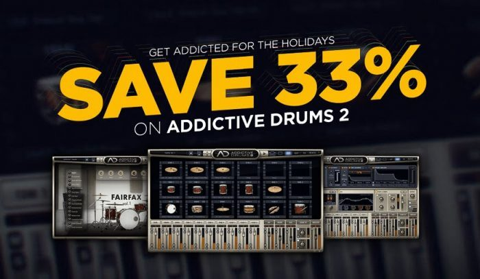 XLN Audio Addictive Drums 2 sale