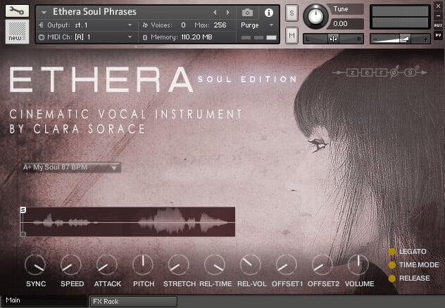 Zero G Ethera Soul Edition