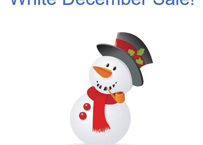 discoDSP White December Sale