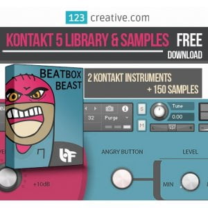 123Creative BeatBox Beast