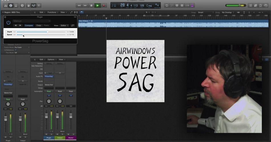 Airwindows PowerSag