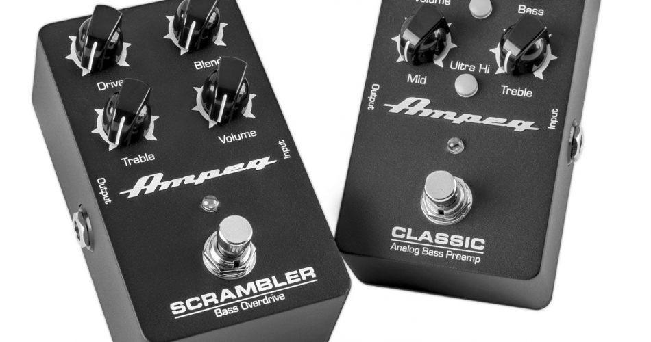 Ampeg Classic & Scrambler