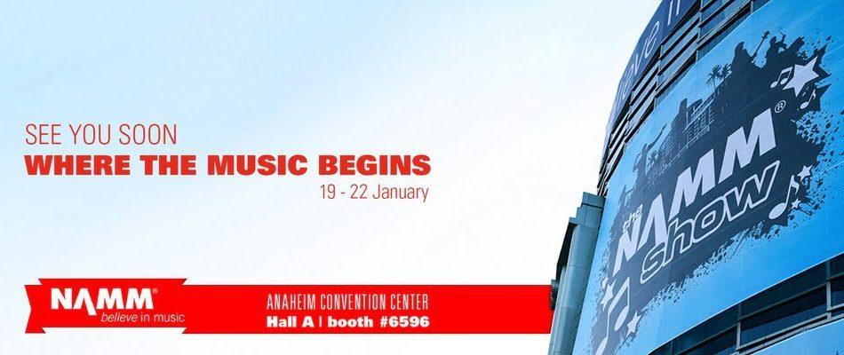 Antelope Audio NAMM 2017